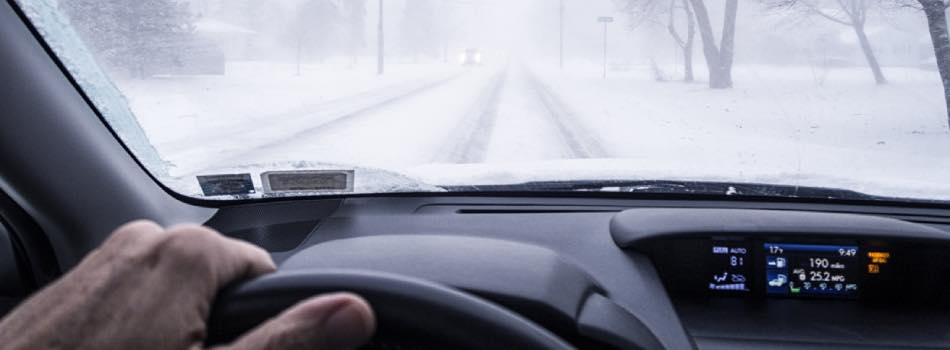 Winter Driving Risks
