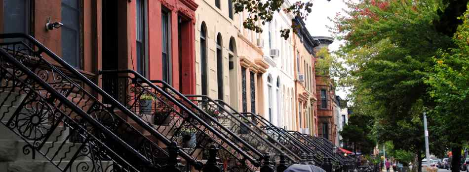 Brownstone Properties on Television and Movies
